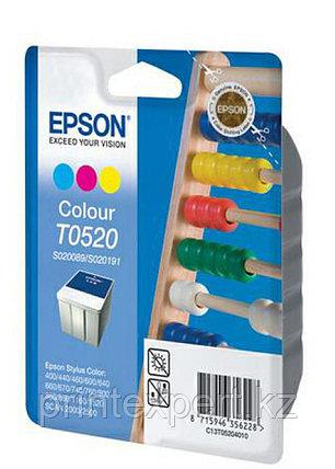 Картридж Epson C13T05204010 ST.COLOR 400/600/PH/PH700/PHEX/440/640/PH750/PH цветной, фото 2