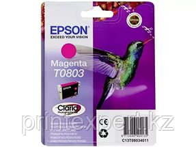 Картридж Epson C13T08034011 P50/PX660 пурпурный, фото 2