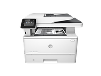 МФУ HP LaserJet Pro M426fdw (F6W15A) Printer/Scanner/Copier/Fax/ADF, 1200 dpi, 38 ppm, 256 Mb, 1200 MHz, tray 100+250 pages, USB+Ethernet+WiFi, Print