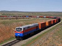 Маршрут: ст. Достык-ст.Алматы-2, 40ft контейнер