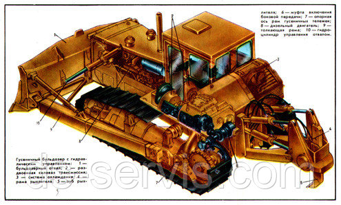 Форсунка 14-69-117СП