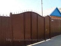 Сварные металлические вороты в Астане