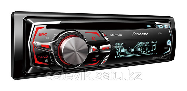 Pioneer DEH-X7550SD