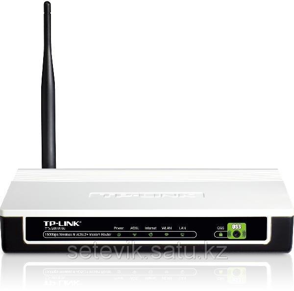 Беспроводной маршрутизатор TP-Link TD-W8151N