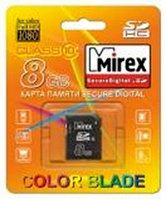 Secure Digital Mirex  4Gb (class 10)