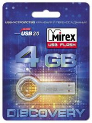 USB Mirex ROUND KEY  16GB