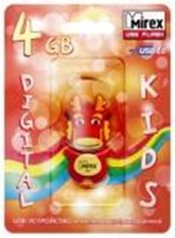 USB Mirex kids DRAGON  8GB