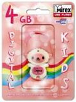 USB Mirex kids SHEEP PINK 4GB