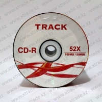 CD-R Disk 700 Mb 52x Track