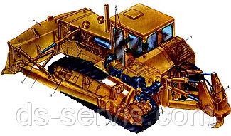 Насос правый(круглый) НШ-100А3