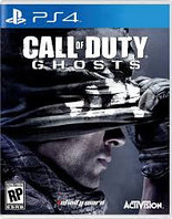 Call Of Duty Ghosts PS4 диск игровой