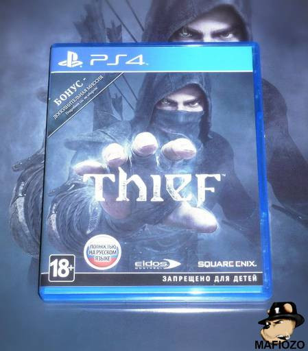 Thief PS4 игровой диск
