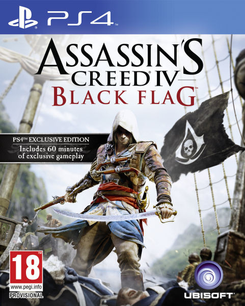Assassin s creed 4 Black Flag PS4