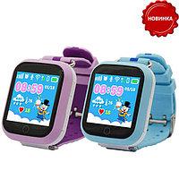 Детские умные часы с gps-трекером Q750 Wi-Fi, фото 1