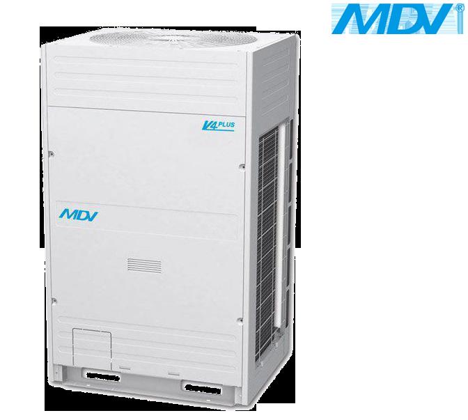 Наружный блок VRF: MDV-850W/DRN1-i (V4+ Individual, DC inverter)