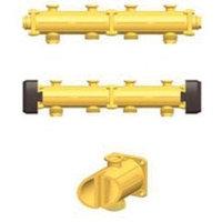 Модульный распределительный трубопровод DN40