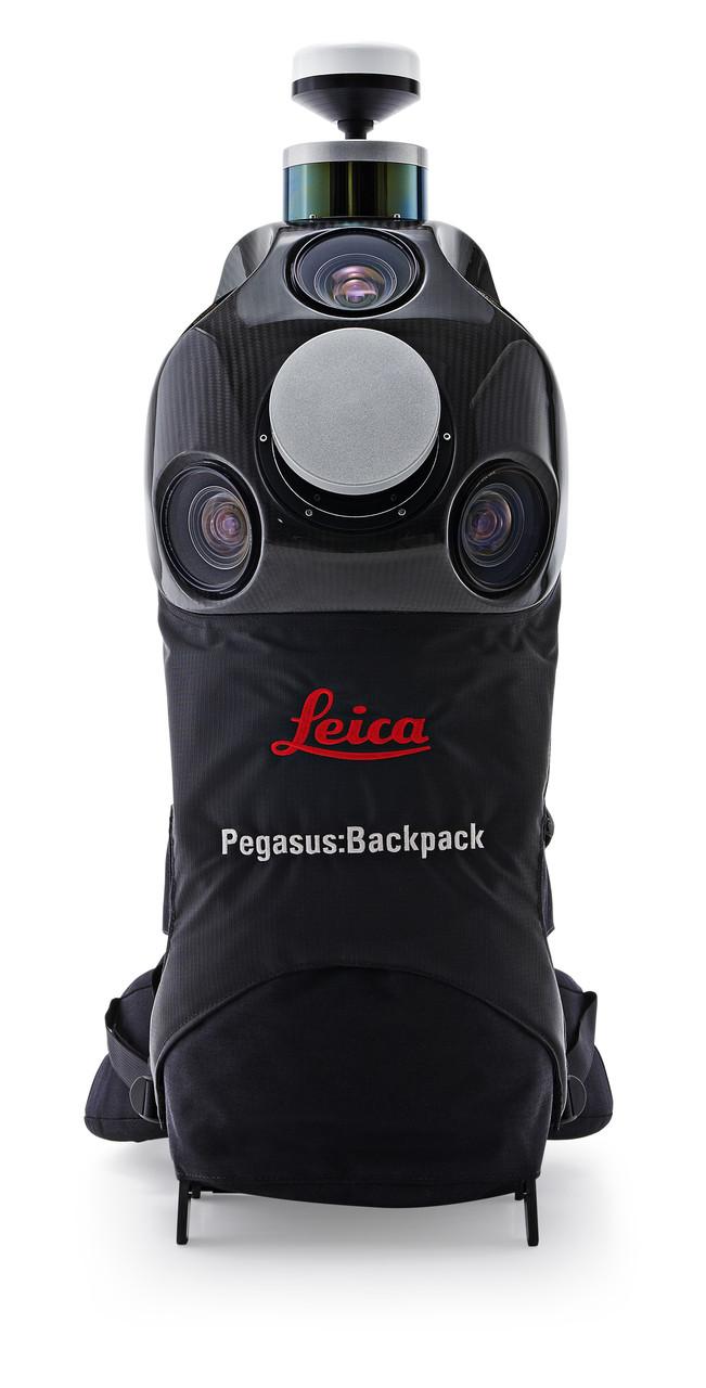 Система мобильного сканирования Leica Pegasus: Backpack