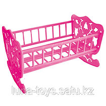 Игрушка Кровать кукольная ( 48 х 30 см)