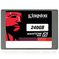 "Жесткий диск Kingston SSDNow V 300 (SV300S3D7/240G) 2.5"" SSD 240 GB SATA 6Gb/s, 43K IOPS max"