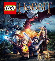 Lego The Hobbit игра на PS4
