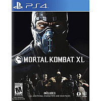 Mortal Kombat XL игра на PS4, фото 1