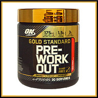 Optimum Nutrition,Gold Standard Pre-Workout 600гр 60 порций (арбуз)
