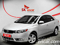KIA Forte Luxury 2011 год