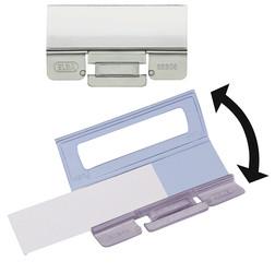 Кармашки 35x58x5мм, для подвесных файлов, пластик Hamelin