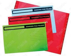 Папка подвесная FC(245x365(400)мм, 230гр, картон Foska