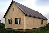 Акриловая Фасадная панель STONE HOUSE (Стоун Хаус) под кирпич, Коричневый, фото 5