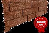 Акриловая Фасадная панель STONE HOUSE (Стоун Хаус) под камень и кирпич, цвет: Кирпич-Графитовый, фото 10
