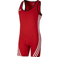 Трико штангиста Adidas Base Lifter Weightlifting Suit (V13876 XS RD, Adidas, 250, XS, Китай , красный)