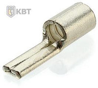 Наконечники медные луженые штифтовые НШП 1.5–12 ™КВТ