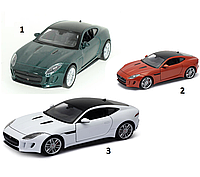 1/34 Welly Jaguar F-Type Coupe