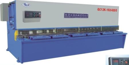 Гильотина QC12Y-40*2500 гидрав. (Yuntai)