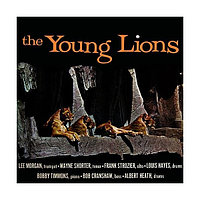 The Young Lions Lee Morgan, Wayne Shorter, Frank Strozier LP 526779