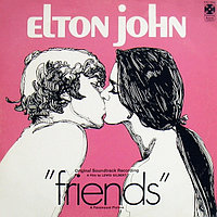 John Elton Friends LP (б/у) 579601