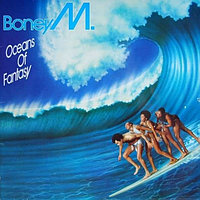 Boney M Oceans Of Fantasy LP (б/у) 586632