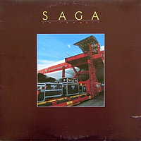 Saga In Transit LP (б/у) 606743