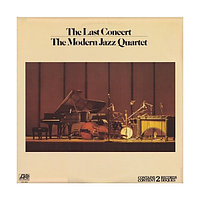 Modern Jazz Quartet 2 LP (б/у) 608174