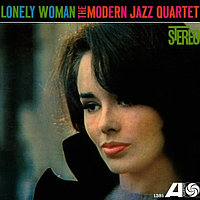 Modern Jazz Quartet Lonely Woman LP (б/у) 681228