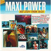 #Maxi Power Hot Stuff From Ibiza 2LP (б/у) 705953