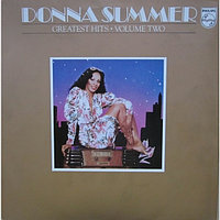 Summer Donna Greatest Hits - Volume Two LP (б/у) 784902