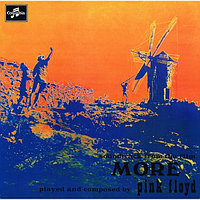 "Pink Floyd Soundtrack From The Film ""More"" (Remastered) LP 862299"
