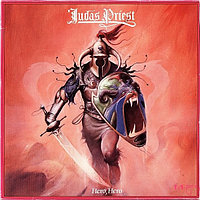 Judas Priest Hero, Hero 2LP (б/у) 872394