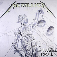 Metallica And Justice For All 2LP (б/у) 872421