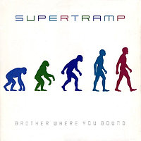 Supertramp Brother Where You Bound LP promo (б/у) 872467