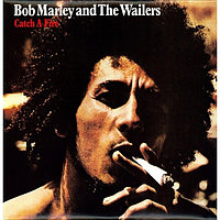 Marley Bob & The Wailers Catch A Fire (Remastered) LP 878095