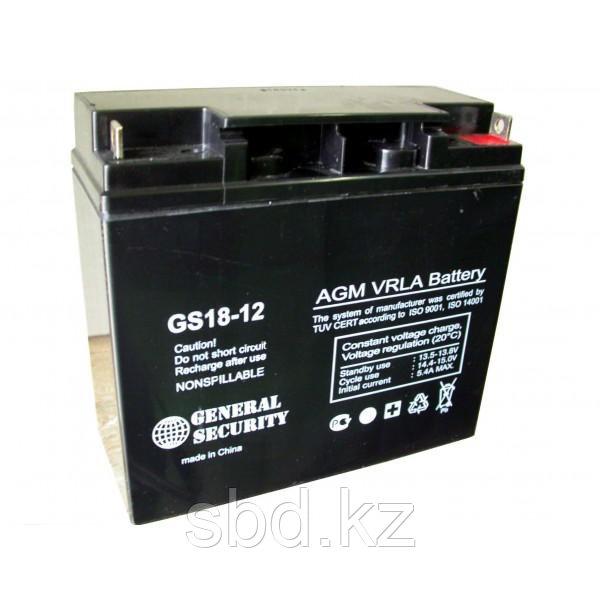 Аккумуляторная батарея 12В 18А/ч