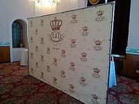 Продажа свадебной конструкции в Астане печать баннера